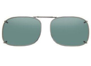 Cocoons Clip On Sunglasses Style Rectangle 1 54; Color