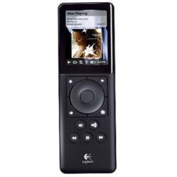 Logitech Squeezebox Music System Remote Control