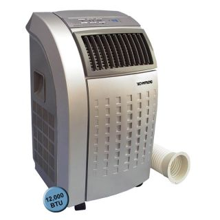 Grey 12,000 BTU Portable Air Conditioner Today $376.36 1.5 (2 reviews