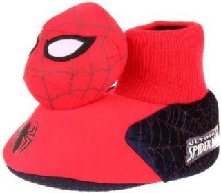 Disney 0SPF220 Spider Man Slipper (Toddler/Little Kid) Shoes