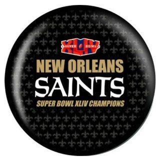 New Orleans Saints Super Bowl Champions Bowling Ball