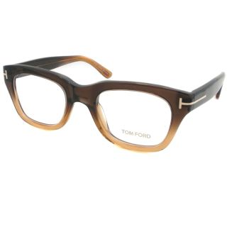 Tom Ford Unisex Amber Brown Plastic Eyeglasses Today $234.99