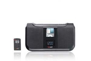 Speaker for iPod with Clock Radio 40 221  Players & Accessories