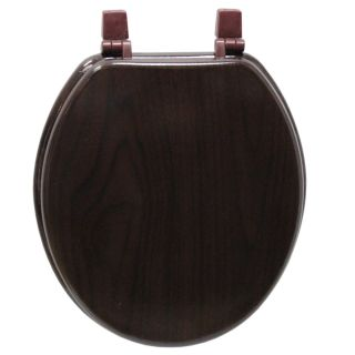 Deep Wood Grain Molded Wood Toilet Seat Today $25.03 2.9 (15 reviews