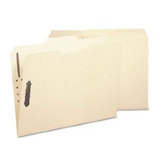 Acid Free Poly Folder, Two Fasteners, 1/3 Cut Top Tab