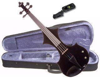 Music Basics Electric Violin Complete Kit with Free Tuner