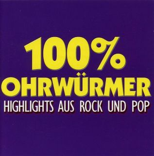 Various Artists   100 % Ohrwurmer