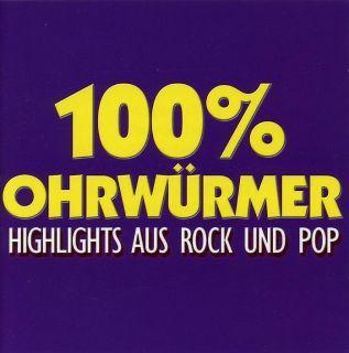 Various Artists   100 % Ohrwurmer