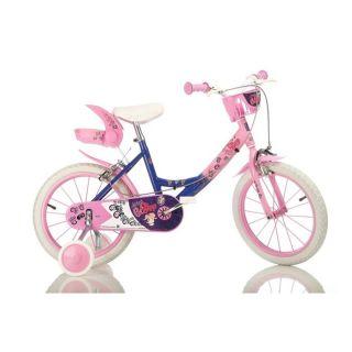 LITTLEST PETSHOP Vélo Fillette de 107/138cm   Achat / Vente VELO DE