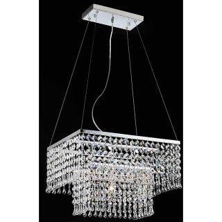 Decorative Five light Crystal Chandelier