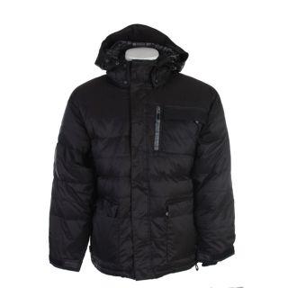 Mens Medium Grenade Southface Black Snowboard Jacket