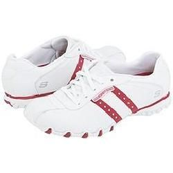 Skechers Blue Ribbon White/Red Athletic