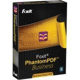 Foxit Phantom PDF Business Software