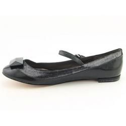 FCUK French Connection Daisy Womens Gray Pewter Flat Shoes