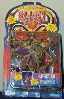 Skeleton Warriors Aracula Highly Detailed Action Figure