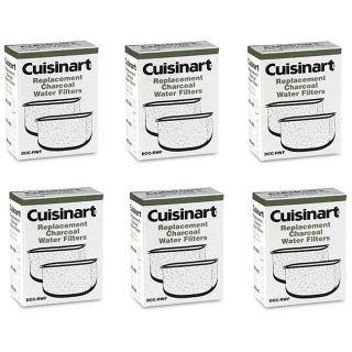 Cuisinart DCC RWF Charcoal Water Filters (Pack of 12) Today $43.99 4