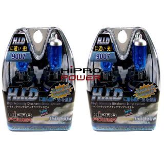 Xenon HID Light Bulb Combo 97 04 Ford F 150
