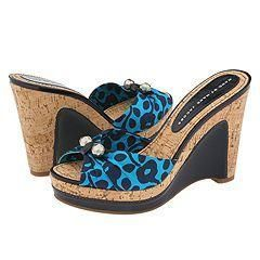 Marc by Marc Jacobs 683964 Blue Multi Fabric