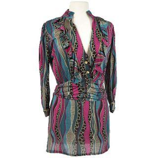 Bags Womens Ruffle Dress