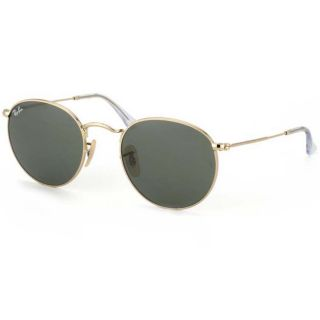 Ray Ban Unisex Gold Fashion Sunglasses Today $109.99 4.7 (3 reviews