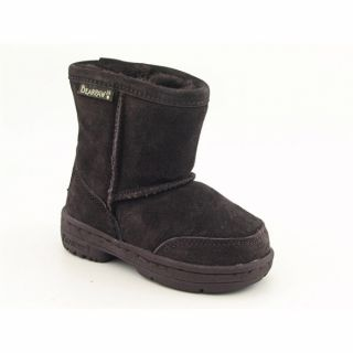 Bearpaw Meadow Infant Toddler Brown Snow Boots