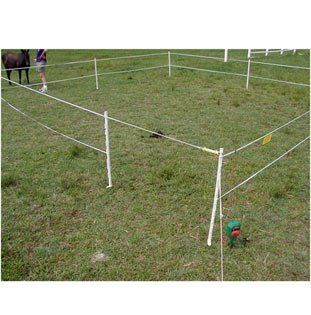 Portable Paddock Electric Fence System Sports & Outdoors