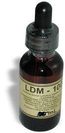 LDM 100   lomatium dissectum Tincture   2 fluid oz Health