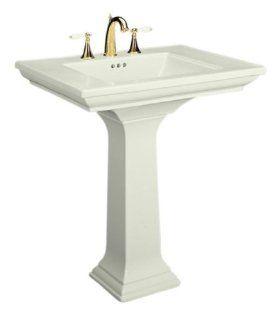 Kohler Memoirs K 226 8 8 S1 Bathroom Pedestal Sinks Biscuit Satin