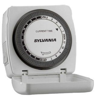 Sylvania SA110 15 Amp Heavy Duty Appliance Timer