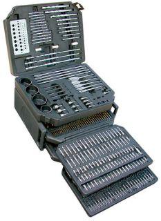 326 piece Drill Bit Master Set