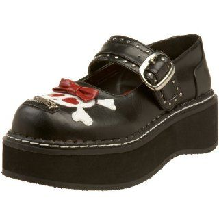 Pleaser Womens Emily 221 Mary Jane Shoes