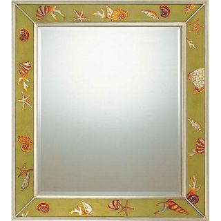 Seashell Large Mirror