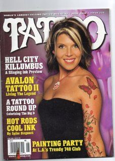 TATTOO Magazine June 2008 No. 226 (Worlds largest selling tattoo