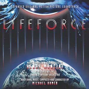 Lifeforce: Henry Mancini, Michael Kamen: Music