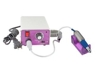 DR 228 Pro Manicure Pedicure Nail Drill 30,000 RPM: Beauty