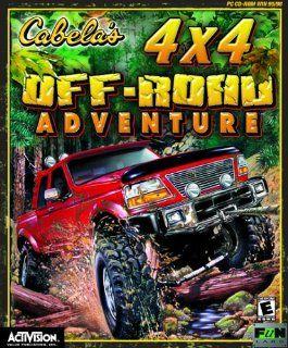 Cabelas 4X4 Off Road Adventure Video Games