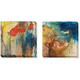 Angeli Nature Revisited Gallery wrapped Art Set Today $229.99 Sale