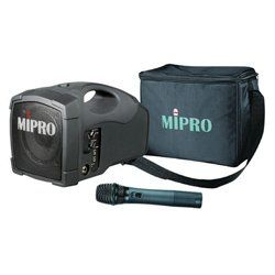 MIPRO 30 Portable PA System w/6 Mic (EA) Sports