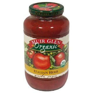 Muir Glen   Organic Pasta Sauce   Italian Herb   25.5 oz