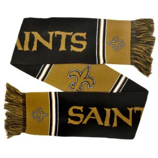 New Orleans Saints Acrylic Scarf