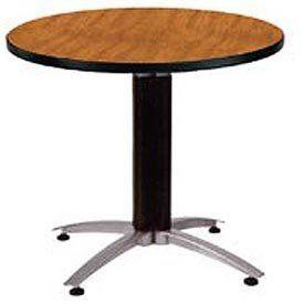 36 Round Multipurpose Table   Cherry