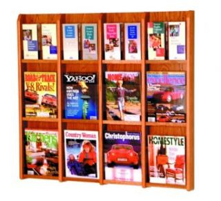 Wooden Malle LM 16MO welve weny Four Brochure Display