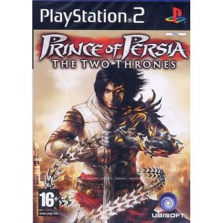 PRINCE OF PERSIA 3 Les deux Royaumes / PS2   Achat / Vente PLAYSTATION