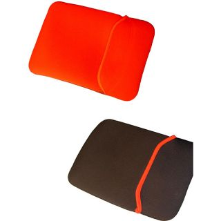 Generic Reversible Black and Red 14.4 inch Laptop Sleeve Today $9.99