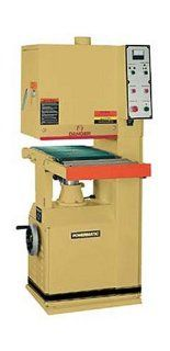 Inch 5 Horsepower Open End Belt Sander, 230 Volt 1 Phase