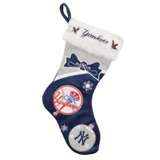 New York Yankees Polyester Christmas Stocking
