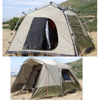 Black Pine Sports Turbo 4 person Camping Tent