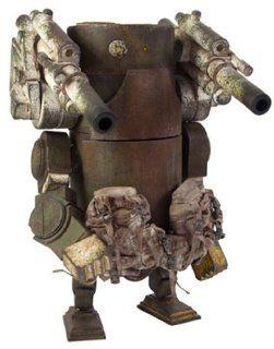 World War Robot Ashley Wood Large Martin Auspublic Region