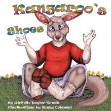 Kangaroos Shoes Richelle Taylor Krzak 9781452084695
