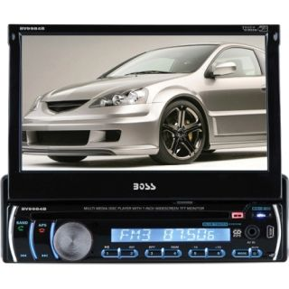BV9984B Car DVD Player   7 LCD   340 W   Single DIN